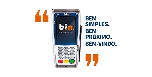 BIN! Reduza seus custos nas transações de cartão de débito e crédito.